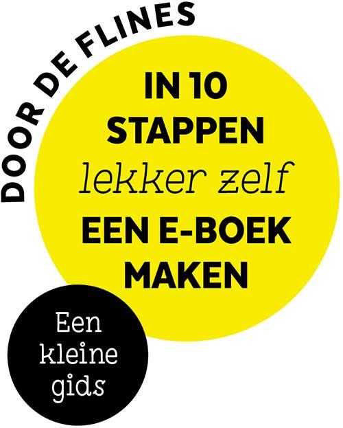 In 10 stappen een e-boek maken